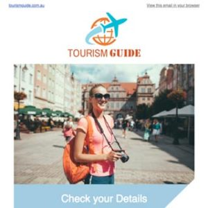 tourism guide scam