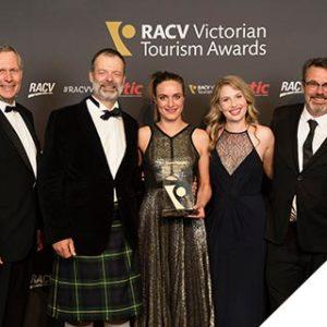 Victorian tourism Awards